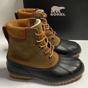 Sorel Cheyanne ll Leather Waterproof Boots